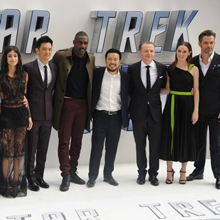 The UK Premiere of Star Trek Beyond - Arrivals