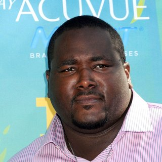Quinton Aaron in 2011 Teen Choice Awards