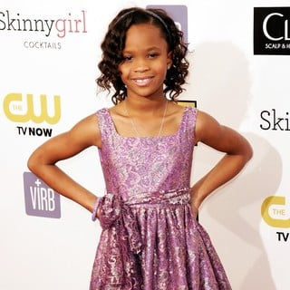Quvenzhane Wallis in 18th Annual Critics' Choice Movie Awards