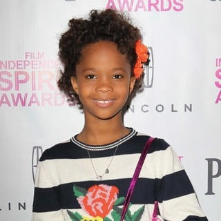 Quvenzhane Wallis in 2013 Independent Spirit Brunch - Arrivals
