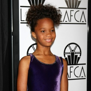 Quvenzhane Wallis in The 2013 LA Film Critics Awards