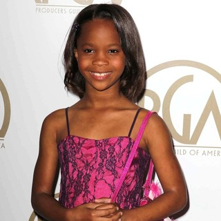 Quvenzhane Wallis in 24th Annual Producers Guild Awards - Arrivals