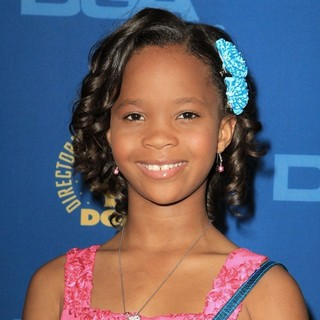 Quvenzhane Wallis in 65th Annual Directors Guild of America Awards - Arrivals