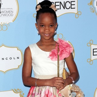 Quvenzhane Wallis in 6th Annual Essence Black Women in Hollywood Luncheon