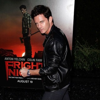 R. Brandon Johnson in Fright Night Los Angeles Screening - Red Carpet