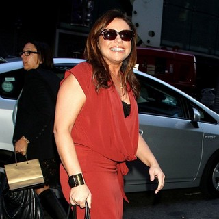 Rachael Ray in At ABC Studios for An Appearance on Good Morning America