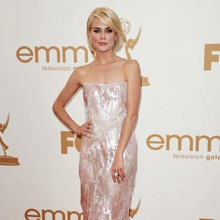 Rachael Taylor in The 63rd Primetime Emmy Awards - Arrivals - rachael-taylor-63rd-primetime-emmy-awards-02