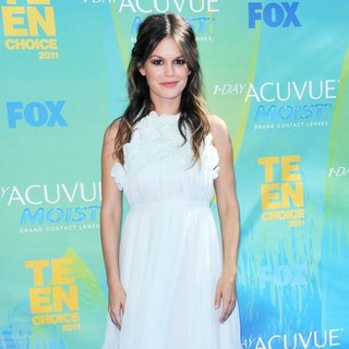 Rachel Bilson in 2011 Teen Choice Awards