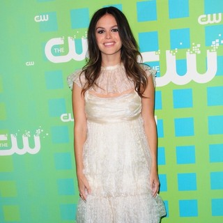 Rachel Bilson in 2012 The CW Upfront Presentation