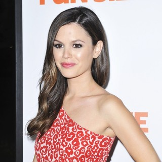 Rachel Bilson in The Premiere of Paramount Pictures' Fun Size - Arrivals - rachel-bilson-premiere-fun-size-01