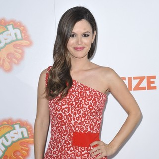 Rachel Bilson in The Premiere of Paramount Pictures' Fun Size - Arrivals - rachel-bilson-premiere-fun-size-02