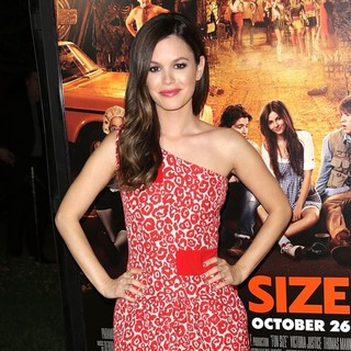 Rachel Bilson in The Premiere of Paramount Pictures' Fun Size - Arrivals - rachel-bilson-premiere-fun-size-04