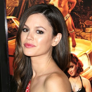 Rachel Bilson in The Premiere of Paramount Pictures' Fun Size - Arrivals - rachel-bilson-premiere-fun-size-05