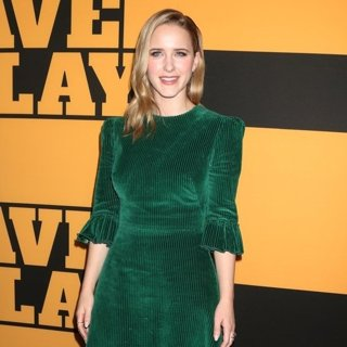 Rachel Brosnahan in Opening Night of Slave Play - Arrivals