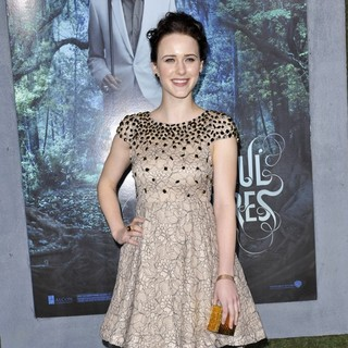 Rachel Brosnahan in Beautiful Creatures Los Angeles Premiere