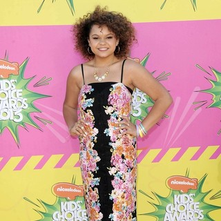 Rachel Crow in Nickelodeon's 26th Annual Kids' Choice Awards - Arrivals