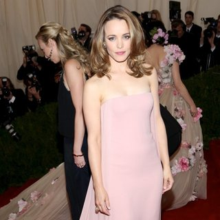 Rachel McAdams in Charles James: Beyond Fashion Costume Institute Gala - Arrivals