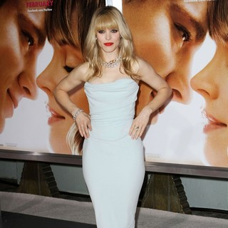 Rachel McAdams in The Vow Los Angeles Premiere