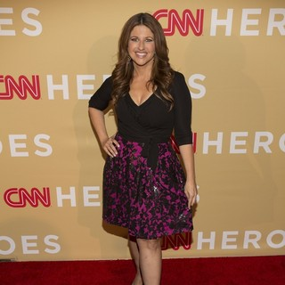 Rachel Nichols in 2015 CNN Heroes: An All-Star Tribute