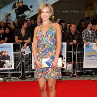 Rachel Riley in Larry Crowne UK Premiere - Arrivals