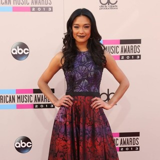 Rachel Smith in 2013 American Music Awards - Arrivals