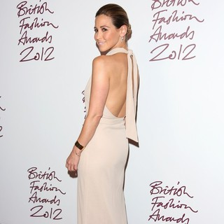 Rachel Stevens in The British Fashion Awards 2012 - Arrivals - rachel-stevens-british-fashion-awards-2012-05