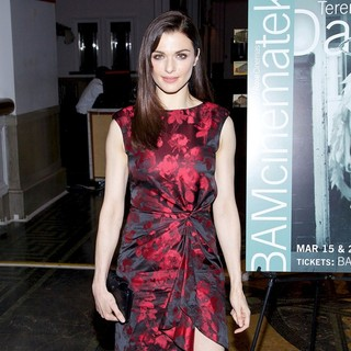 Rachel Weisz in New York Premiere of The Deep Blue Sea