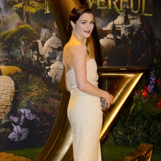 Rachel Weisz in U.K. Premiere of Oz: The Great and Powerful - Arrivals