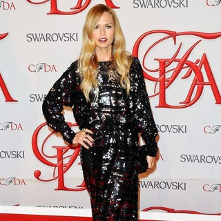 Rachel Zoe in 2012 CFDA Fashion Awards