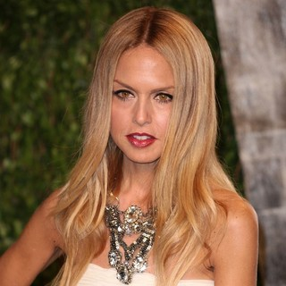 Rachel Zoe in 2012 Vanity Fair Oscar Party - Arrivals