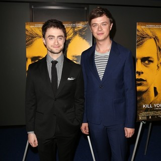 Daniel Radcliffe, Dane DeHaan in Los Angeles Premiere of Kill Your Darlings