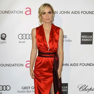 Radha Mitchell in 21st Annual Elton John AIDS Foundation's Oscar Viewing Party