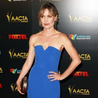 Radha Mitchell in 6th AACTA International Awards