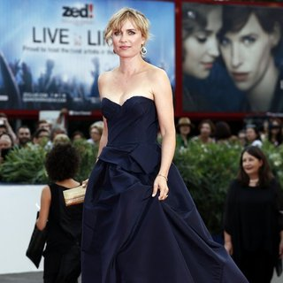 Radha Mitchell in 72nd Venice Film Festival - Everest - Premiere