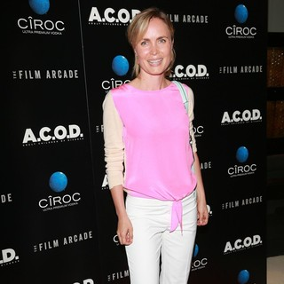 Radha Mitchell in A.C.O.D. Los Angeles Premiere