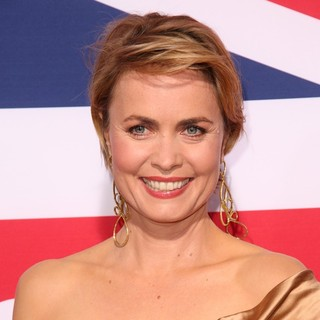 Radha Mitchell in Premiere of Focus Features' London Has Fallen - Arrivals