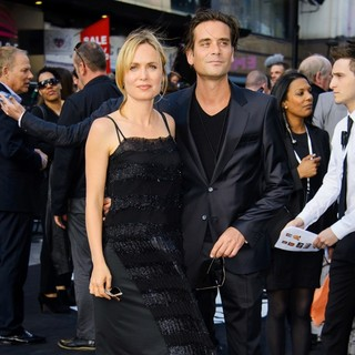 Radha Mitchell in UK Film Premiere of World War Z - Arrivals