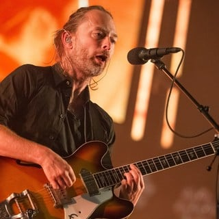 Thom Yorke, Radiohead in Festival Optimus Alive - Day 3
