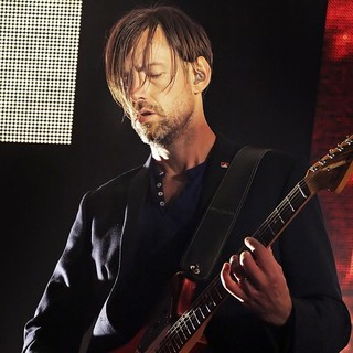 Ed O'Brien, Radiohead in Radiohead Performing Live