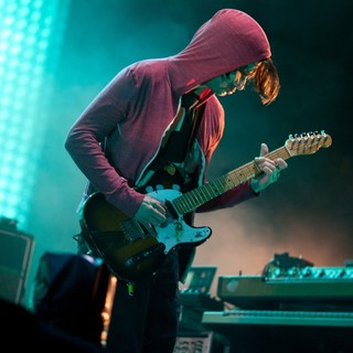 Jonny Greenwood, Radiohead in Radiohead Performs at The Foro Sol