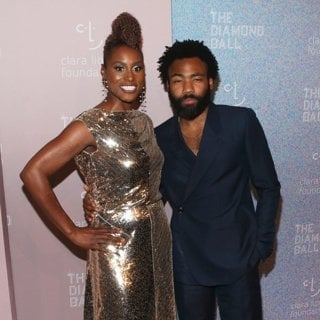 Issa Rae, Donald Glover in Rihanna's 4th Annual Diamond Ball