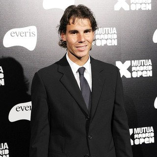 Mutua Madrid Open 2011 Gala Dinner