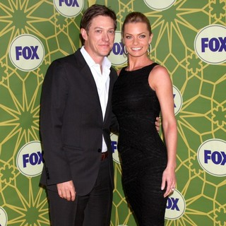 Kevin Rahm, Jaime Pressly in Fox 2012 All Star Winter Party - Arrivals