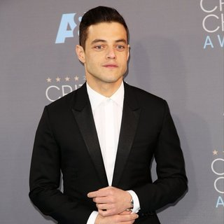 Rami Malek in 21st Annual Critics' Choice Awards - Arrivals