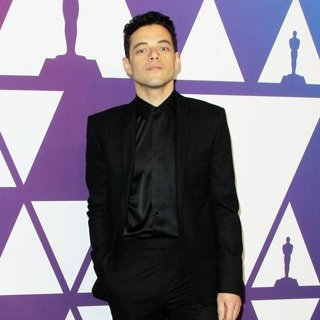 Rami Malek in 91st Oscars Nominees Luncheon