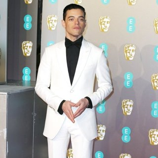Rami Malek in The EE British Academy Film Awards 2019 - Arrivals