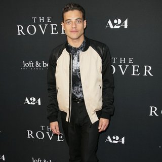Rami Malek in Los Angeles Premiere of The Rover - Arrivals