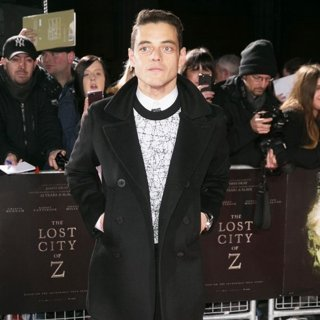 The Lost City of Z UK Premiere