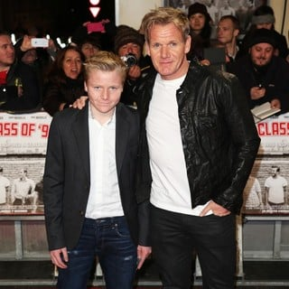 The World Premiere of The Class of 92 - Arrivals