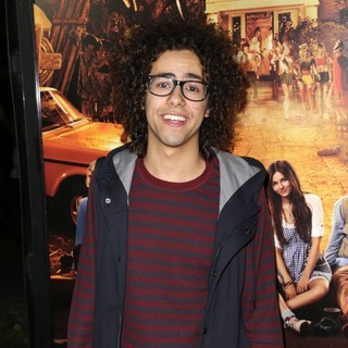 Ramy Youssef in The Premiere of Paramount Pictures' Fun Size - Arrivals
